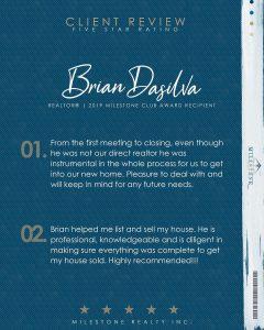 Brian DaSilva Review 2020.02.04