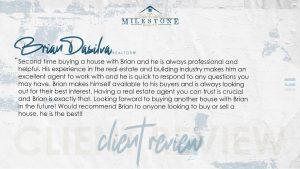 Brian DaSilva Review 2020.09.15