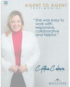 Cynthia Review 2020.07.14