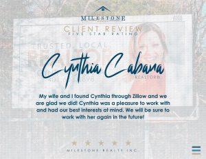 Cynthia Review 2020.08.05