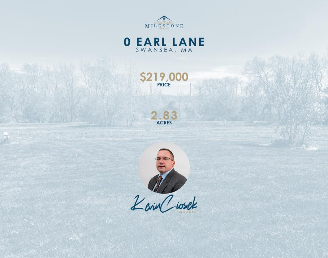 Earl Lane, Swansea, MA