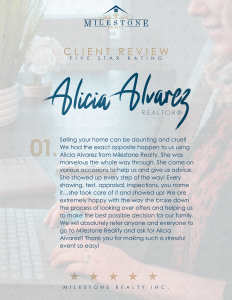 Alicia Alvarez Review