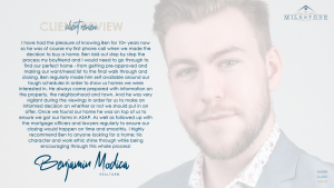 Ben Modica Review